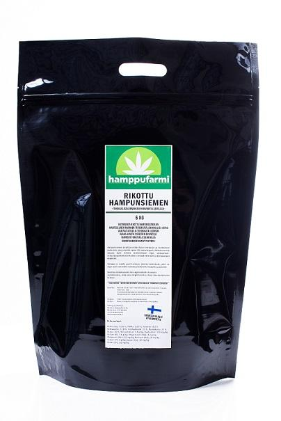 Heppahamppu™, hamppurouhe 6 kg